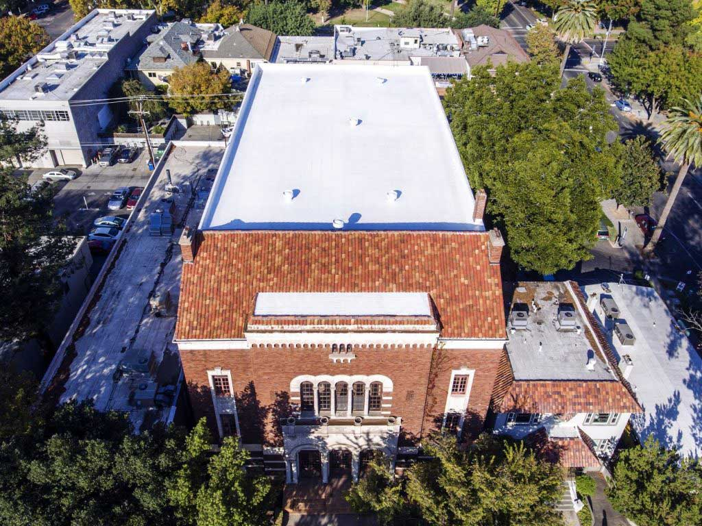 Flat Roof Replacement in Sacramento CA